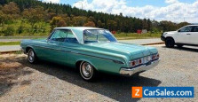 1964 Dodge Polara - 2 door H/T - 318ci Poly / nice Original conditon - Rust Free