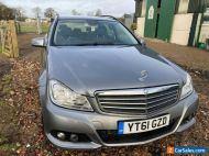 Mercedes c class estate 2011