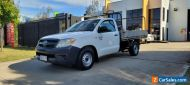 2007 Toyota Hilux Workmate 5 Sp Manual C/chas 392,000 KMS!