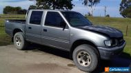 Holden Rodeo 4WD