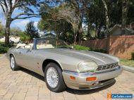1995 Jaguar XJ XJS V12 2dr Convertible