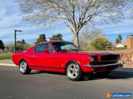 1965 Ford Mustang Mustang Fastback 4V  1965 1966 1967 1968 1969