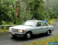 Mercedes Benz 1978 280E