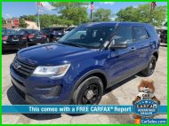 2016 Ford Explorer AWD Police Interceptor 4dr SUV