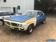 1971 HQ Kingswood Sedan