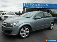 2006 Holden Astra AH MY06 CDX Silver Automatic 4sp A Hatchback
