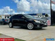 2012 Holden Cruze JH Series II SRi-V Hatchback 5dr Man 6sp 1.4T [MY12] Black M