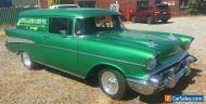 1957 Chevrolet Belair Sedan Delivery / Panelvan - NO RESERVE