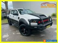 2016 Ford Ranger PX MkII XL Hi-Rider Utility Double Cab 4dr Spts Auto 6sp, 4x A