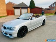 2005 Bmw 330ci M-Sport Convertible petrol MINT Condition No Rust