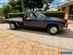 Holden WB One Tonner Ute - Kingswood / Premier Front End