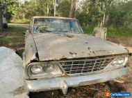 Studebaker Cruiser Rusty Rolling Body with Original Interior in Great Condition