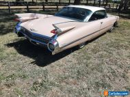 1959 cadillac coupe deville 53k original miles not chev ford holden camaro dodge