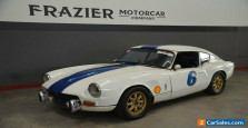 1967 Triumph GT6 Race Car