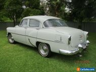 Chevrolet 201 - sedan - 1954