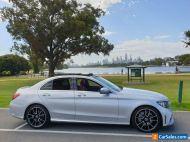 2019 Mercedes Benz C300 9 Sp Automatic G-tronic 4d Sedan