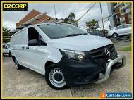 2018 Mercedes-Benz Vito 447 114 BlueTEC LWB Automatic 7sp A Van