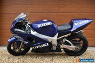 SUZUKI GSXR750 Track Bike