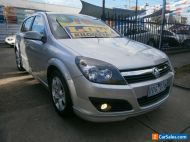 2006 Holden Astra AH MY06.5 CDX Automatic 4sp A Hatchback