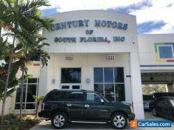 2003 Cadillac Escalade AWD Heated Leather 3rd Row 7 Passenger Sunroof