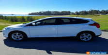 Ford Focus Trend 2014 5 Speed Manual Frost White Immaculate Condition One Owner