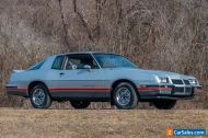 1986 Pontiac Grand Prix Aero 2dr Coupe