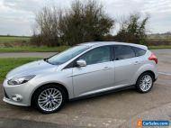 Ford Focus Zetec Navigator TDCI 5 door hatchback diesel 64 (2014)
