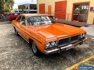 1979 CM Valiant K14  ex POLICE ,Matching 318 V8# vh vj cl charger ford chrysler