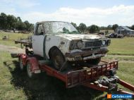 TOYOTA HILUX 1972 UTE VERY LITTLE  RUST NO B/S BUGGER ALL RUST