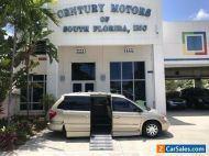 2003 Chrysler Town & Country Limited Handicap Braun
