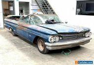 **Rare** 1960 Pontiac Bonneville convertible LHD lots of spare parts
