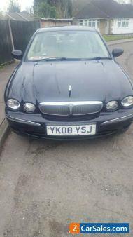 jaguar x type sovereign d