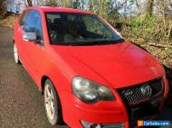 Volkswagen Polo 1.8 GTI -2006 -under 53,000- history- may px-can deliver