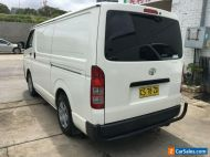 2009 TOYOTA HIACE - AUTOMATIC - LPG AND PETROL - VERY GOOD CONDITION