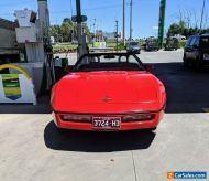 1987 Chevrolet Corvette C4 convertible GM
