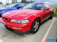 1991 HONDA LEGEND COUPE AUTO 3.2 V6