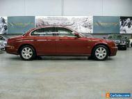 2002 Jaguar S-Type 2.5L V6 Petrol