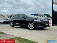 2017 Ford Mondeo MD Ambiente Hatchback 5dr PwrShift 6sp, 2.0DT [MY17] Black A