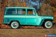 1960 Willys Willys Maverick Special Wagon