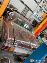 1979 Chrysler regal se 318 hemi parts car