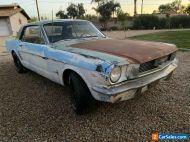 1966 Ford Mustang 2 door