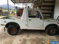 Suzuki 4x4 MG410 Ute