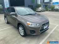 2013 Mitsubishi Asx (2wd) Continuous Variable 4d Wagon