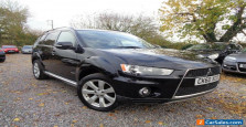 2010 MITSUBISHI OUTLANDER GX3 DI-D 7 SEATS--JUST BEEN SERVICED--PX'S WELCOME