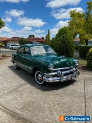 1951 ford twin spinner getting rare must go need room this weekend for new car