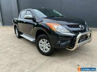 2012 Mazda BT-50 UP0YF1 GT Utility Dual Cab 4dr Spts Auto 6sp 4x4 1088kg 3.2D A
