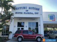 2007 Ford Explorer Eddie Bauer, v6, 1 owner, 3rd row seating, leather, sunroof