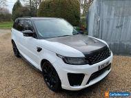 2020 Range Rover SVR, 3.0 SDV6 HSE Dynamic, Fuji White, Panoramic Roof