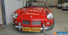 1965 Triumph Spitfire MK2 Unmolested car by Firma Trading Classic Car Australia