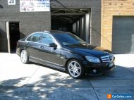 "2009 MERCEDES C300 AMG SPORTS PACK""90.000 KLMS""ALL EXTRAS RWC ONE OWNER  A1"